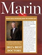 Marin Magazine 2012