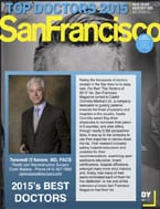 Top Doctors 2015 San Francisco Magazine
